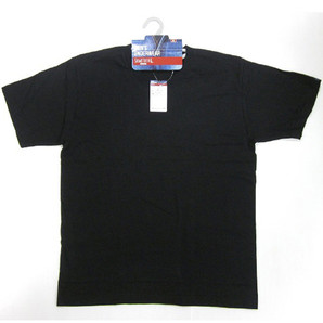 【SOMETHING HOMME】紳士 天竺 半袖丸首Tシャツ