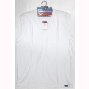 【SOMETHING HOMME】紳士 天竺 V首サーフシャツ
